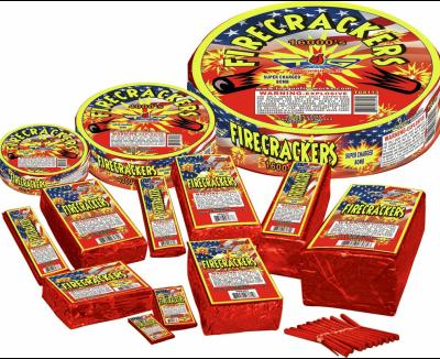 FIRECRACKERS (Safe & Sane)